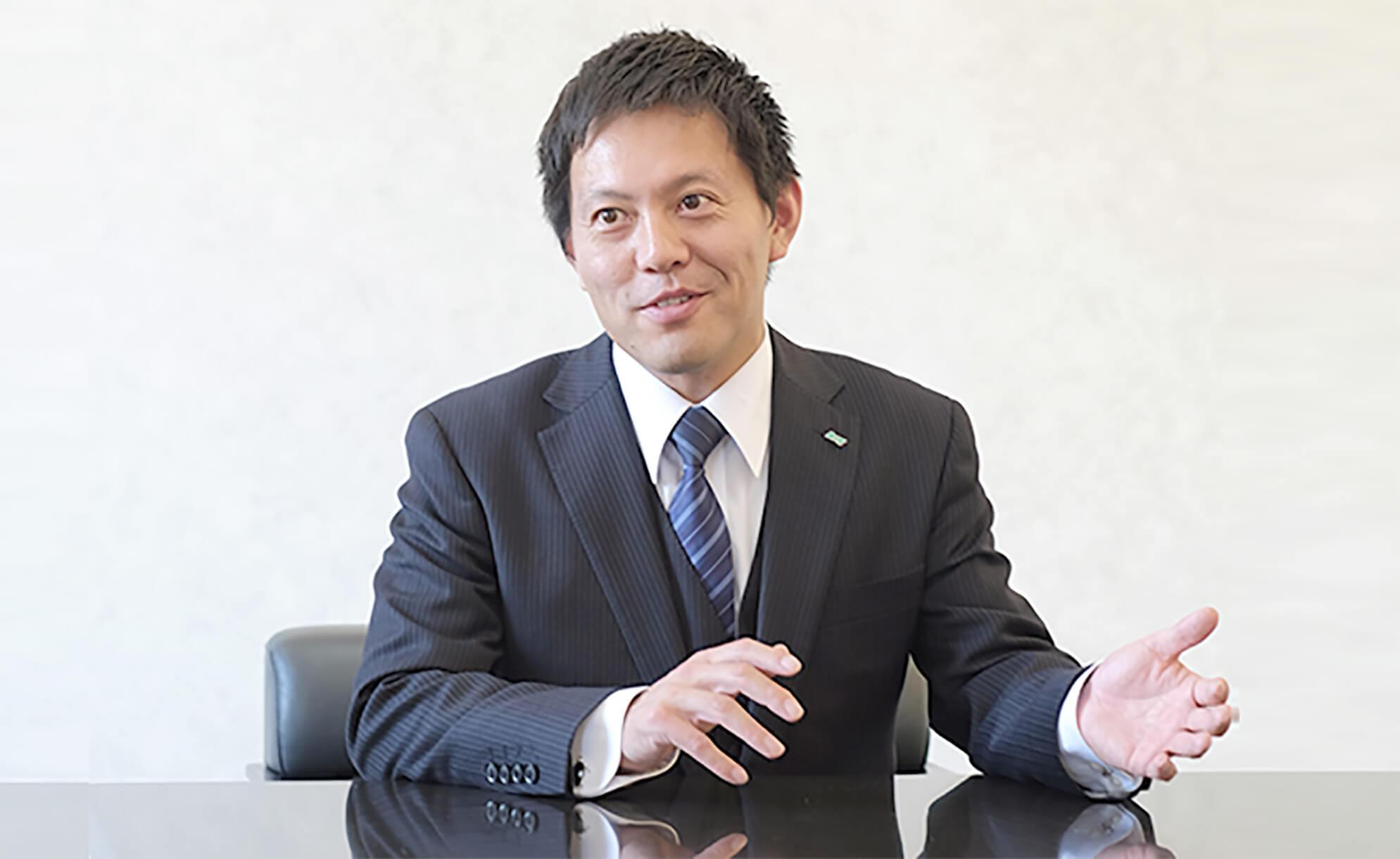 ヒロタ建設株式会社 代表取締役社長 廣田 幹雄