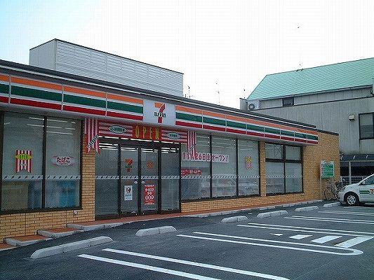 セブンイレブン橿原西池尻店