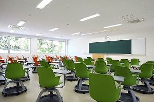 奈良産業大学改修2期目