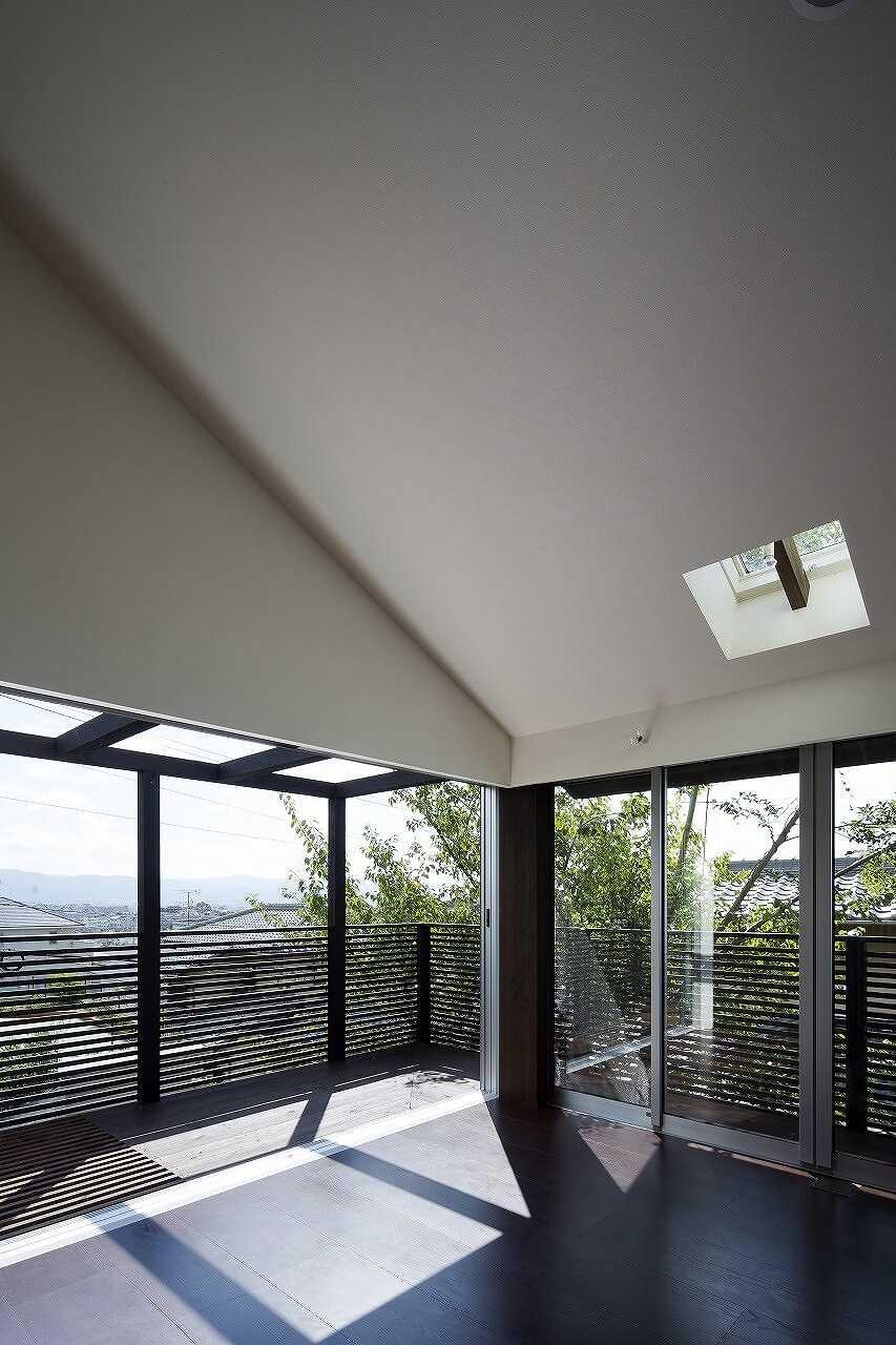 かんでん住まいの設計コンテスト2012佳作 40/20 house