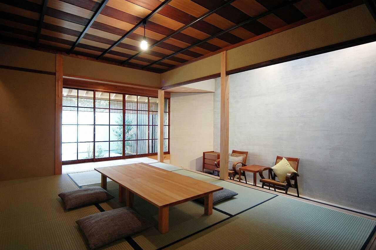 第15回奈良県景観調和デザイン賞<br /> 会長賞 奈良町宿 紀寺の家